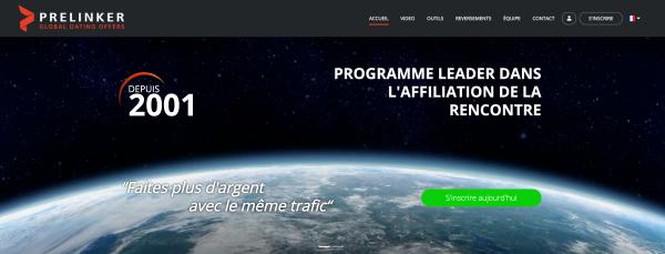 Créer un site de rencontre d'affiliation
