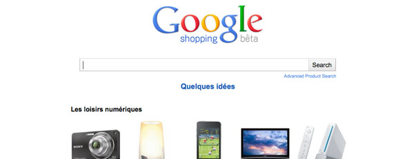 Ecommerce Magento sur Google Shopping