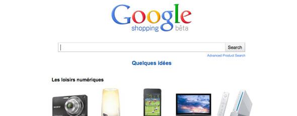 Ecommerce Magento sur Google Shopping