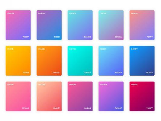 Faire un dégradé de couleur en CSS 3