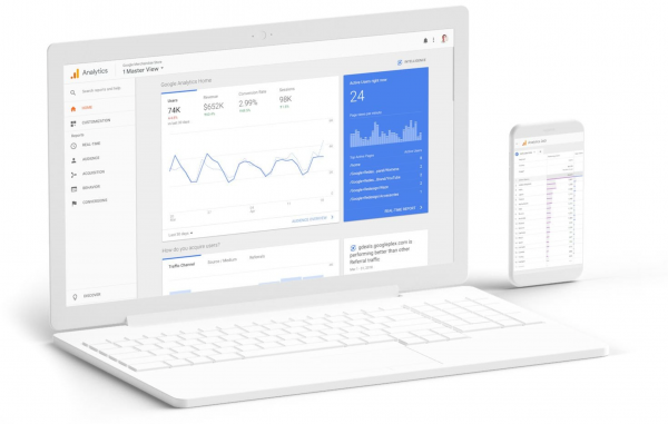 Nouveautés Google Analytics 5