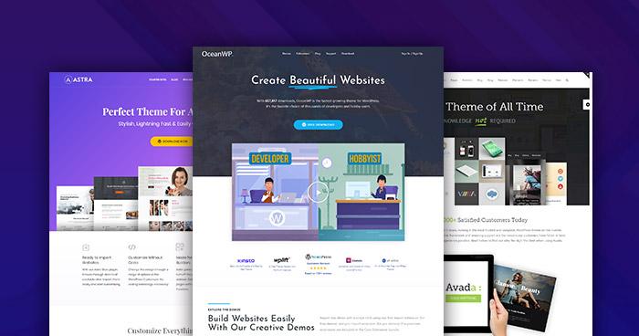 Creation de site Wordpress PRO