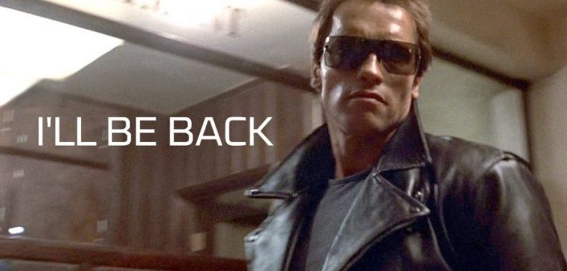 Webmaster de retour !