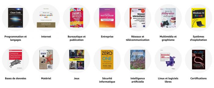 Livres pour Webmaster