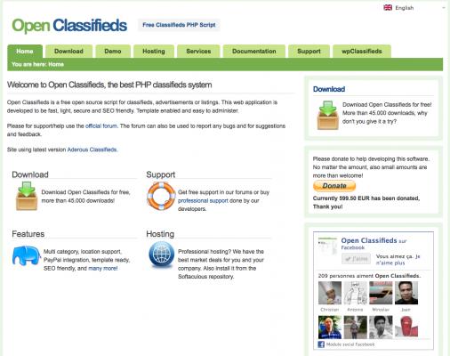 Créer un site de petites annonces