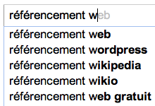 referencement blog wordpress