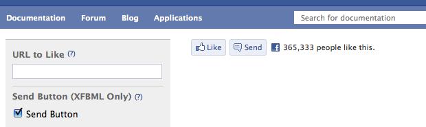like button facebook