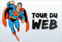 Le Tour du Web #1