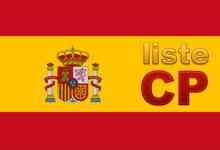 Notas de prensa - Communiqués de presse Espagnol