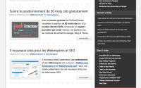 Affiliation référencement WordPress Ecommerce... tout pour les webmasters