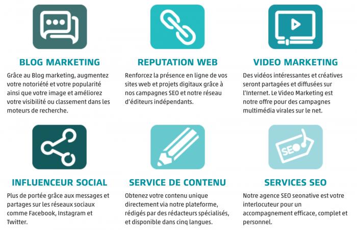 Booster son e reputation via le Content marketing SeedingUp 1