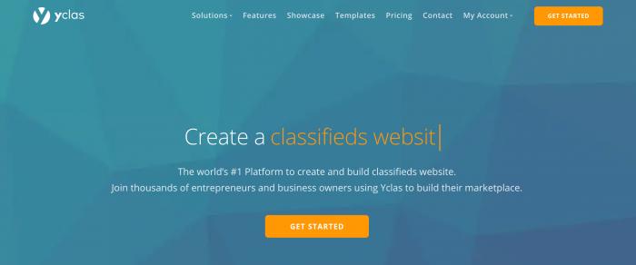 Create a Free Classifieds Website Yclas Classifieds Platform