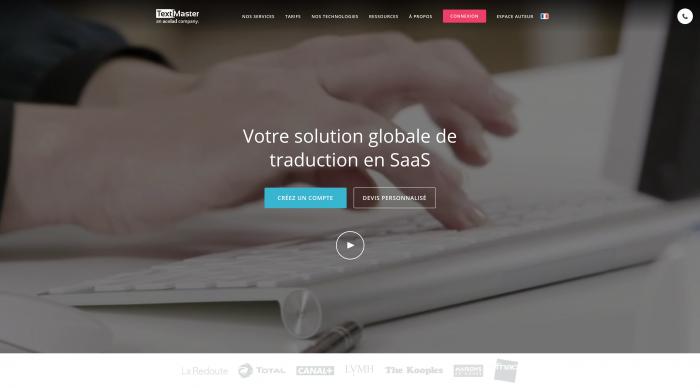 La solution globale de traduction professionnelle TextMaster