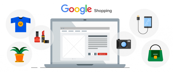 google shopping magento